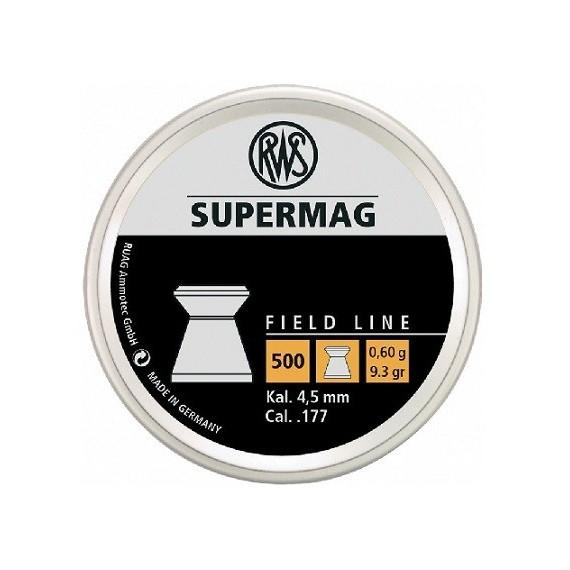 DIABOLO RWS SUPERMAGNUM 4.5