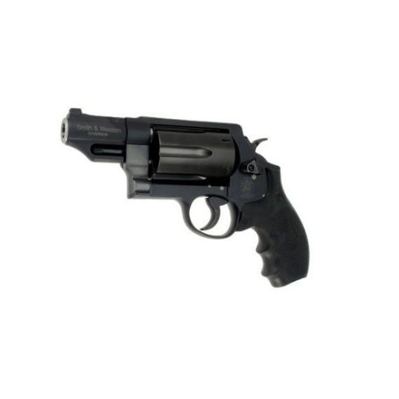 Revolver S&W Governor