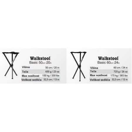 STOL WALKSTOOL BASIC