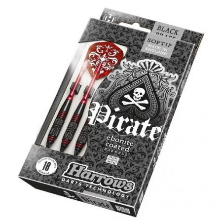 PIKADO PUŠČICE HARROWS PIRATE