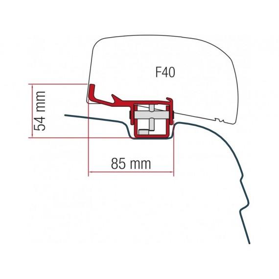 Kit za montažo Fiamma za VWT5/TS