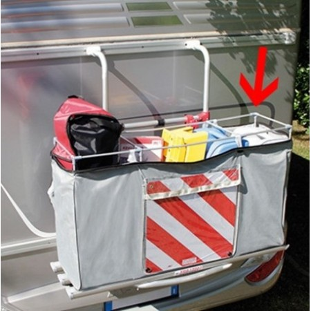 Ogrodje za torbo Fiamma Cargo Back