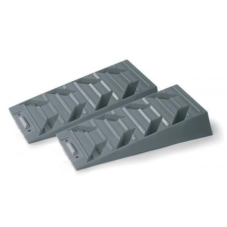 Cokli podložni Level Pro sivi Fiamma