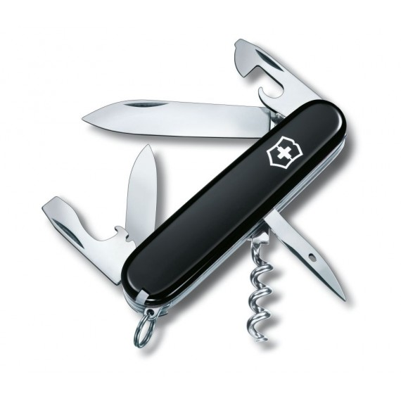 Nož Victorinox Spartan črn