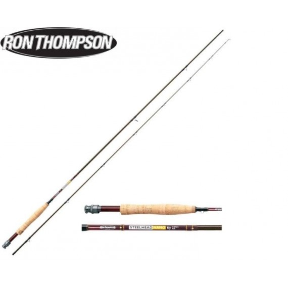 PALICA RON THOMPSON STEELHEAD NANO FLY 9' #6/7 48283