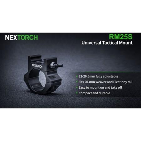 NOSILEC NEXTORCH 23-26,5mm RM25S