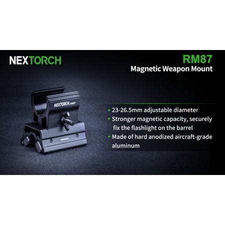 NOSILEC NEXTORCH MAGNETNI 23-26,5mm RM87
