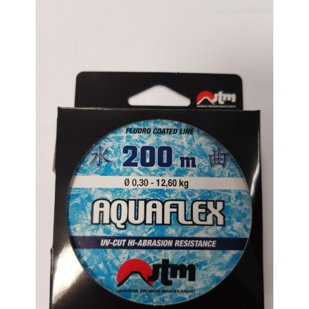 Laks Fassa Aquaflex 200m 0,30mm 200030