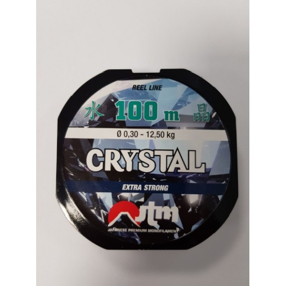 Laks Fassa Crystal 100m 0,30mm 100030