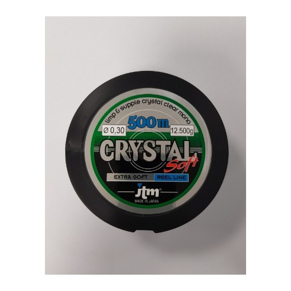 Laks Fassa Crystal Soft 500m 0,35mm SFT50035