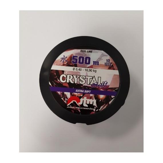 Laks Fassa Crystal Soft 500m 0,40mm SFT50040