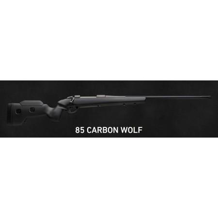 Puška Sako 85 Carbon wolf