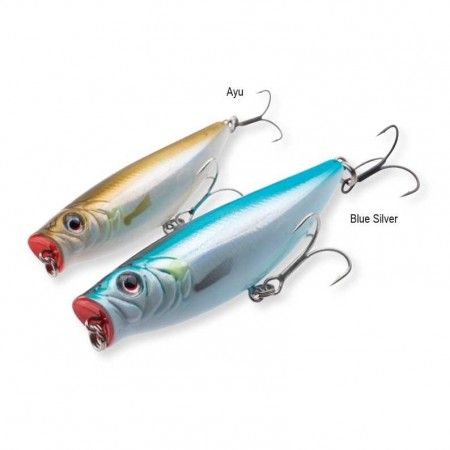 Vaba Savage Gear 3D Minnow Pop Walker80 8,0cm Blue Silver 57350
