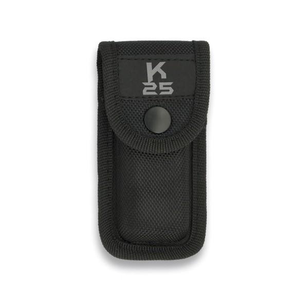 ETUI ZA NOŽ K25 12x6,5cm črn 34691