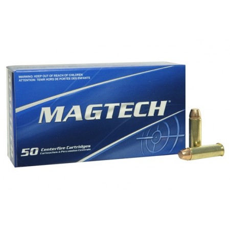 NABOJ MAGTECH 38 SPL 158gr FMJ FLAT 38P 21004