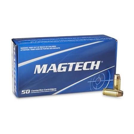 NABOJ MAGTECH 40SW JHP 180gr G.G. GG40B 26535