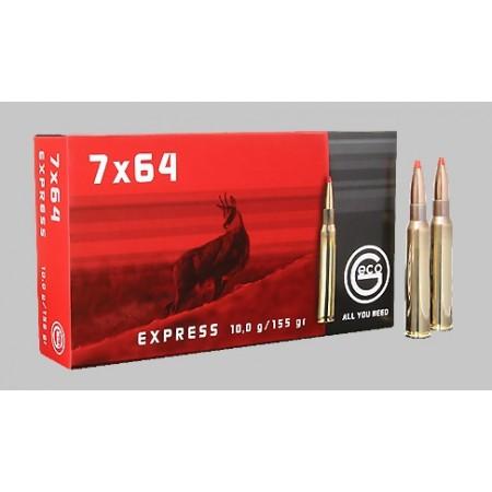 NABOJ GECO 7x64 EXPRESS 10,0g 2317840