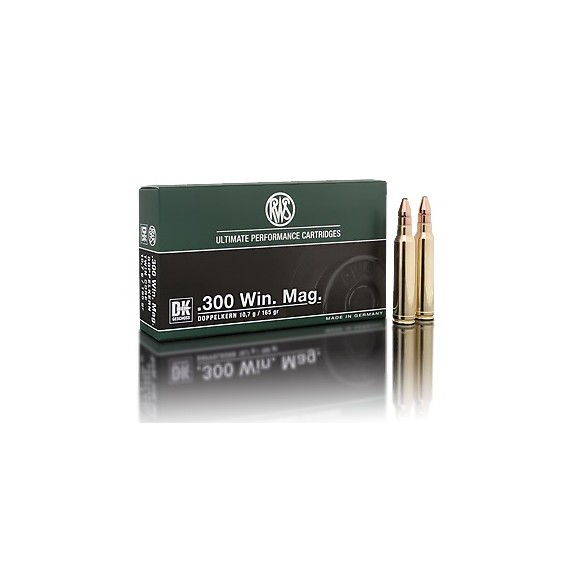 NABOJ RWS 300 WIN MAG DK 10,7g 2117878