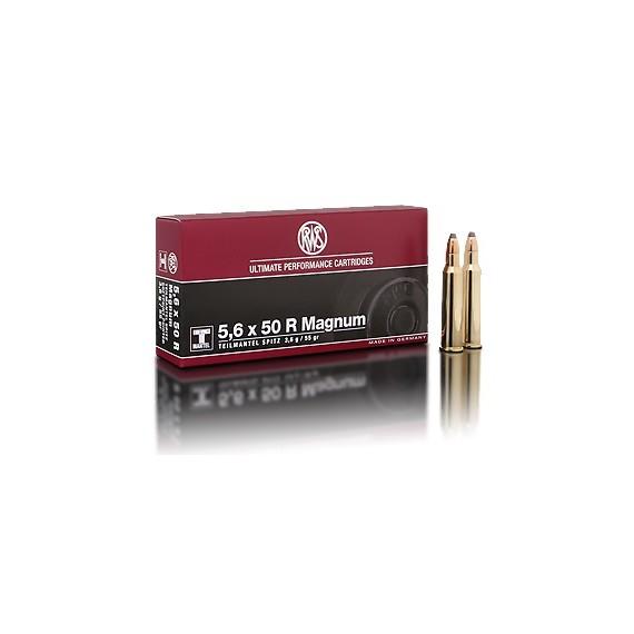 NABOJ RWS 5,6x50R MAG TMS 3,24g 2116847