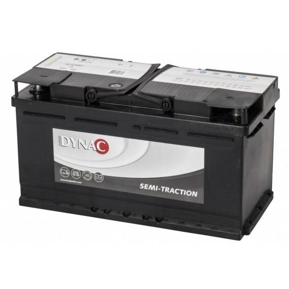 Polrakcijski akumulator DYNAC STV 90Ah