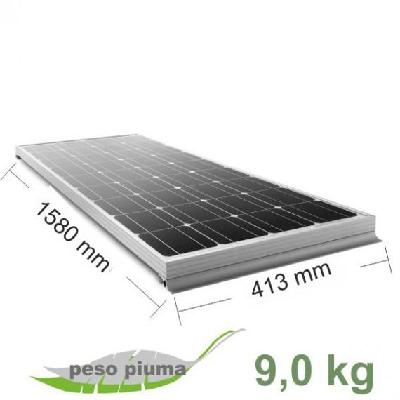 Sončna celica kit komplet 100W