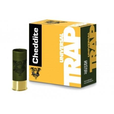 NABOJ CHEDDITE 12 T.2 UNIVERSAL TRAP 24g.2,4mm št.7/5