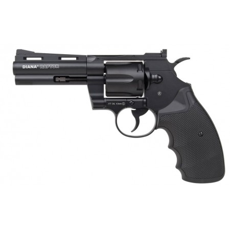REVOLVER DIANA RAPTOR CO2 4¨ k.4,5mm 10400000