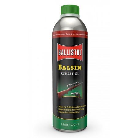 BALLISTOL OLJE BALSIN SCHAFTOL 500ml rdeče 23070