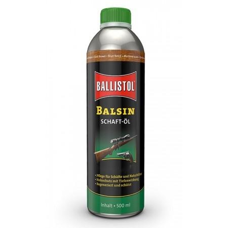 Balsin Shaftol olje 500ml temno rjavo