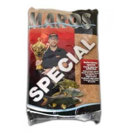 Hrana Maros Mix Carp Sspecial With Fish 1kg MASP107