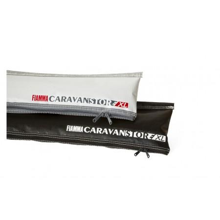 TENDA FIAMMA CARAVANSTORE 410 XL DEEP BLACK Royal Grey 07760F01R
