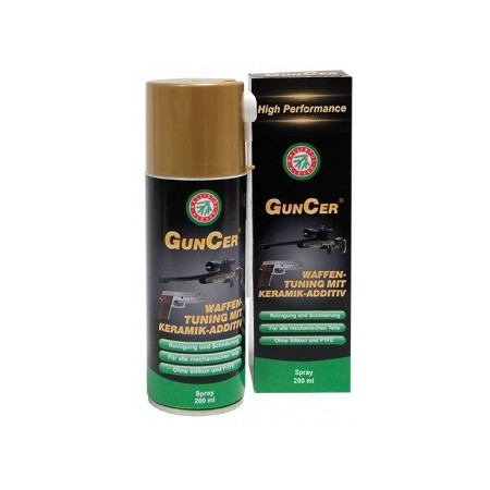 GUNCER BALLISTOL, keram. 200ml - NOVO!