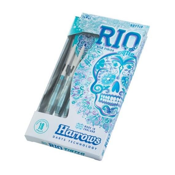 Piakdo puščice Harrows Rio