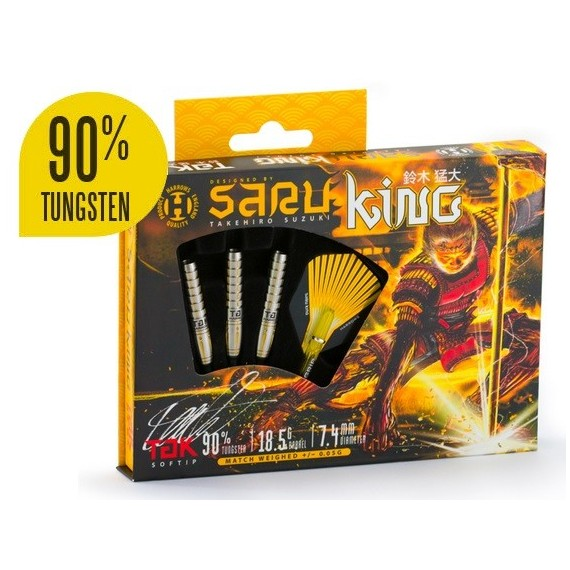 PIKADO PUŠČICE SURU KING 90% plastična konica (18.5g)