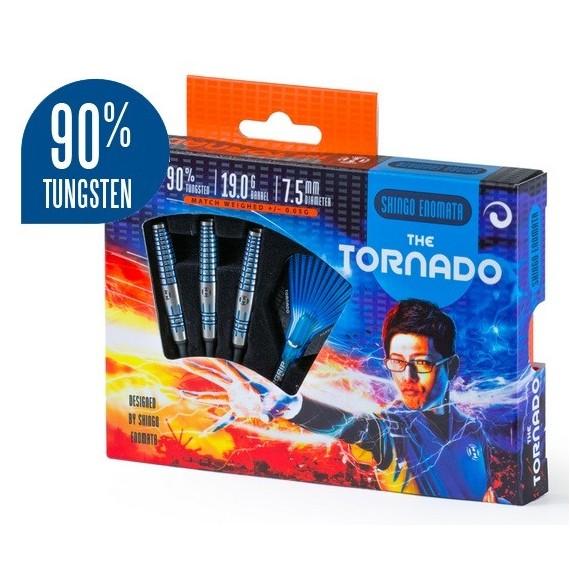 PIKADO PUŠČICE THE TORNADO 90% plastična konica (19g)