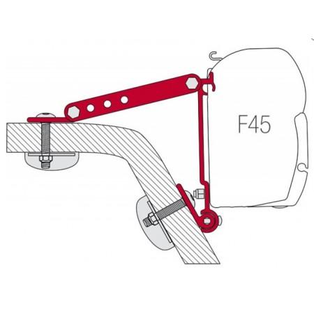 Kit Wall Adapter za montažo Fiamma