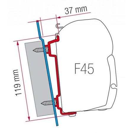 Kit za montažo Fiamma za Ford Transit