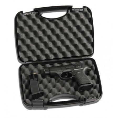 Kovček za pištolo, črn