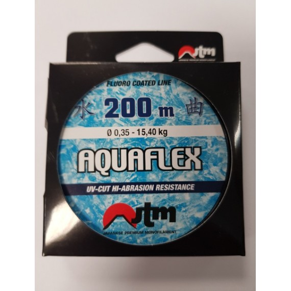 Laks Fassa Aquaflex 200m 0,35mm 200035