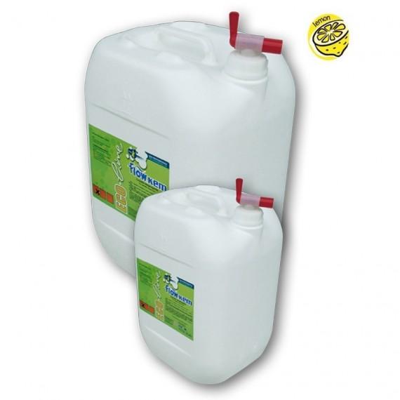 Kemikalija za WC Flow Kem 30l limona (s čepom)