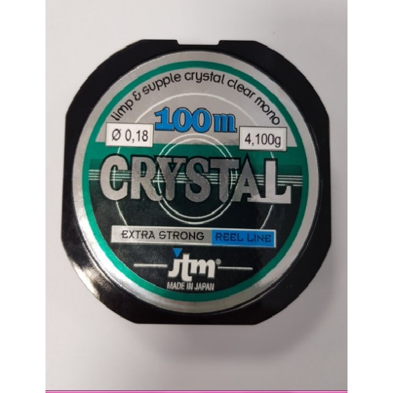 Laks Fassa Crystal 100m 0,18mm 100018