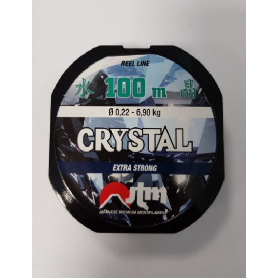 Laks Fassa Crystal 100m 0,22mm 100022