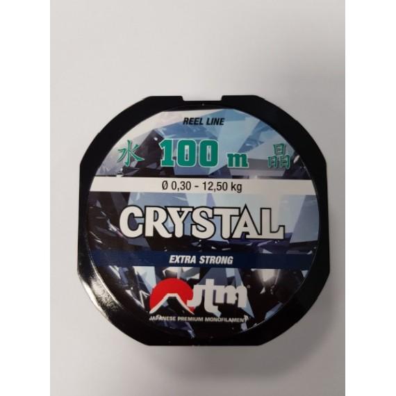 Laks Fassa Crystal 100m 0,30mm 100030