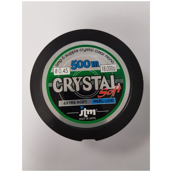 Laks Fassa Crystal SOFT 500m 0,45mm SFT50045