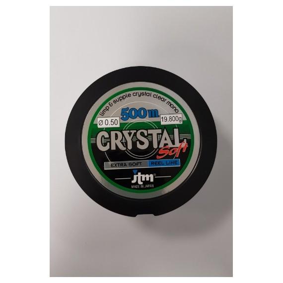 Laks Fassa Crystal SOFT 500m 0,50mm SFT50050