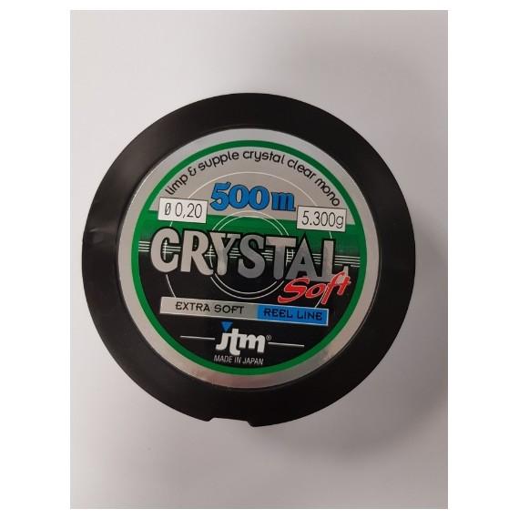 Laks Fassa Crystal Soft 500m 0,25mm SFT50025
