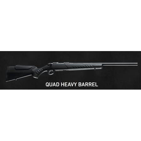 Puška Sako Quad Heavy barrel