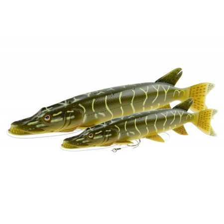 Vaba Savage Gear 3D Line Thru Pike 20cm Pike 48799