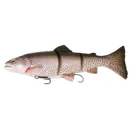 Vaba Savage Gear 3D Line Thru Trout 15cm Rainbow 48781