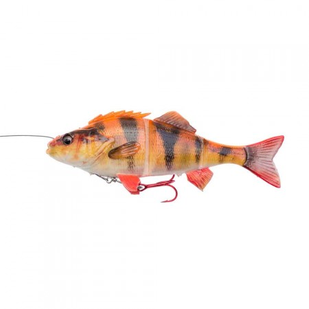 Vaba Savage Gear 4D Line Thru Perch 17cm SS 63g Albino 57422